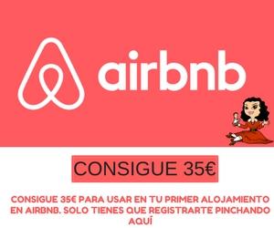 Consigue 35 Euros en Airbnb - Los viajes de Margalliver